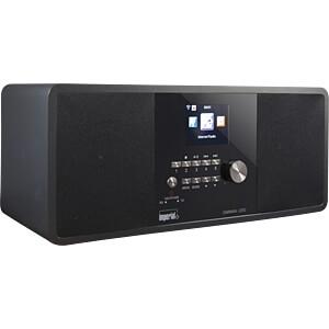 Hybrid Stereo Radio mit BT-Empfänger und -Sender IMPERIAL 22-281-00