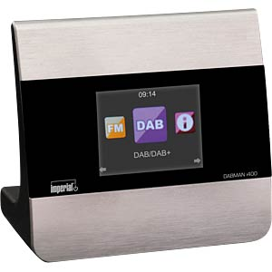 HiFi-Audio-Adapter mit Internetradio und DAB+ IMPERIAL 22-240-00