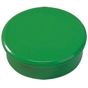 Magnete, 38 mm, grün, 10 Stück DAHLE 95538-21462