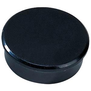 Magnete, 38 mm, schwarz, 10 Stück DAHLE 95538-20982