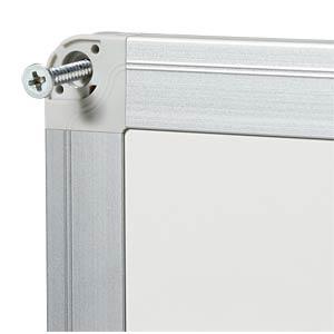 Magnettafel (Whiteboard) BASIC 90X120 DAHLE 96152-20115
