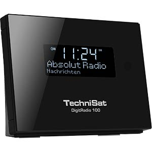 DAB/DAB+ and FM receiver TECHNISAT 0000/4957