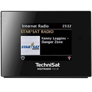 DAB/DAB+, Internetradio und FM-Empfänger TECHNISAT 0010/4958