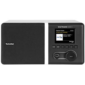 DAB/DAB+ and FM-Receiver TECHNISAT 0001/4992