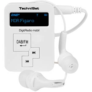 DAB/DAB+ & FM-Empfänger TECHNISAT 0001/4956