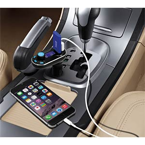 Bluetooth FM-Transmitter TECHNAXX FMT600BT