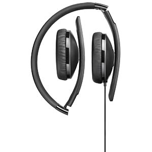 Headset, On Ear, schwarz SENNHEISER 506718