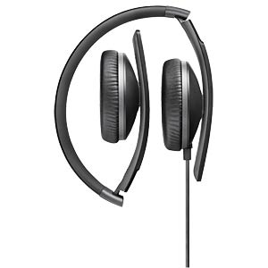 Headset, On Ear, schwarz SENNHEISER 506717