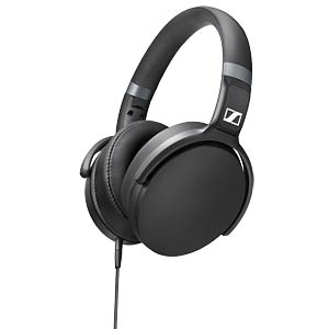Headset, Over Ear, schwarz SENNHEISER 506780