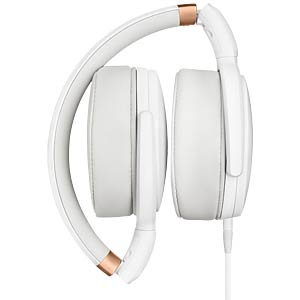 Headset, Over Ear, weiß SENNHEISER 506811