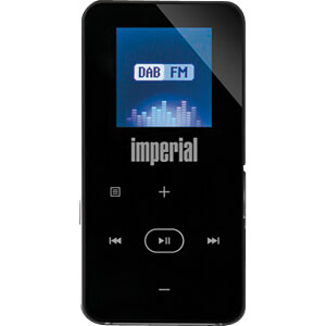 DAB+ Radio with FM-Transmitter, microSD-Slot IMPERIAL 22-102-00