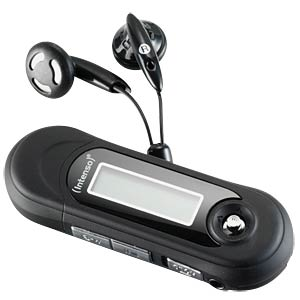 MP3 Player 8GB INTENSO 3601460