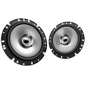 17 cm, dubbele cone-luidspreker KENWOOD KFCE1755