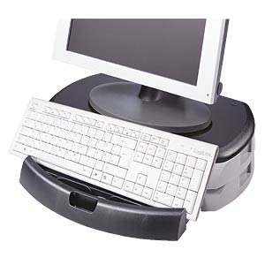 Bildschirm- und Druckerständer LOGILINK BA0001