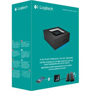 Bluetooth-Audioempfänger LOGITECH 980-000912