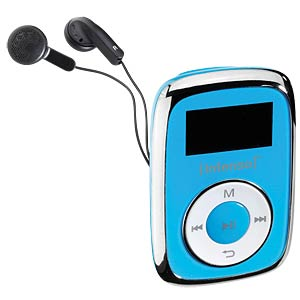 MP3-Player, 8GB, blau INTENSO 3614564