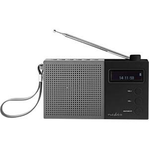 N RDDB2210BK - Digital Radio DAB+ UKW 4,5 W