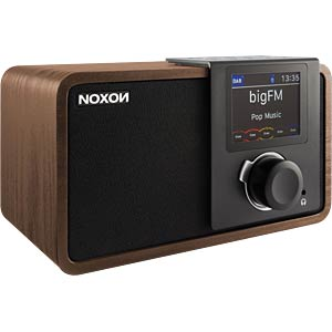 DAB+/FM Radio with battery NOXON 16200
