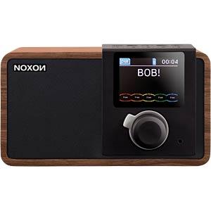 mobiles DAB+ Radio mit Farbdisplay NOXON 16200