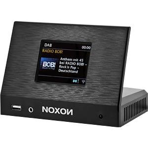 DAB+/Internetradio-Adapter für die HIFI Anlage NOXON 17500