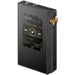 HiRes-Audioplayer, MP3-Player, schwarz PIONEER XDP-30R-B