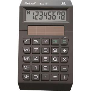 REBELL ECO10 - Taschenrechner