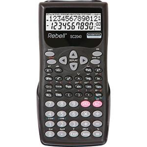 REBELL SC2040 - Wissenschaftlicher Taschenrechner