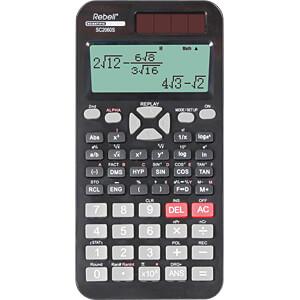 REBELL SC2060 - Taschenrechner Mittelschule