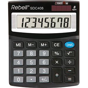 REBELL SDC408 - Taschenrechner