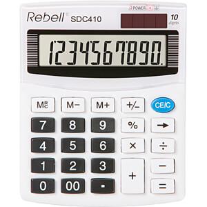 REBELL SDC410 - Taschenrechner