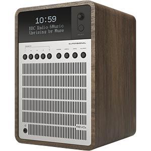 Design DAB+/UKW Radio mit Bluetooth REVO 641141