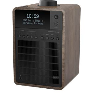 Design DAB+/UKW Radio mit Bluetooth REVO 641149