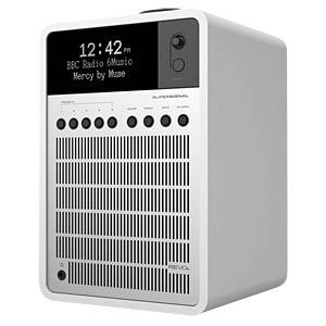 Design DAB+/UKW Radio mit Bluetooth REVO 641171