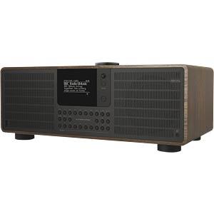 Deluxe 80 Watt Stereo Hybrid Radio REVO 641165