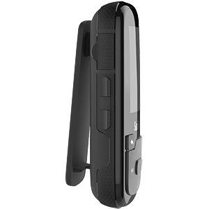 MP3-Player Clip Sport Plus, 16GB, zwart SANDISK SDMX28-016G-G46K