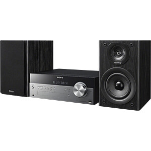 Hi-Fi System with Bluetooth® technology SONY CMTSBT100.CEL