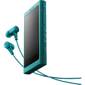 HiRes-Audioplayer, MP3-Player, WALKMAN®, 16GB, mit Kopfhörer SONY NWA35HNL.CEW