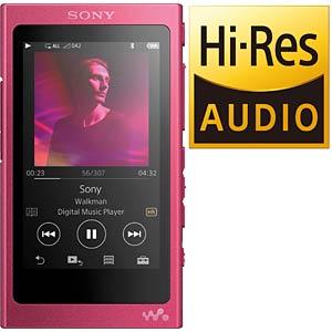 HiRes-Audioplayer, MP3-Player, WALKMAN®, 16GB SONY NWA35P.CEW