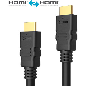 Premium High Speed HDMI Kabel mit Ethernet, 0,5 m SONERO X-PHC000-005