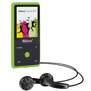 MP3-Player, grün, Bluetooth TREKSTOR 79624