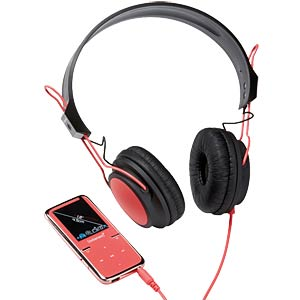 MP3 Player 8GB, pink INTENSO 3717763 SP
