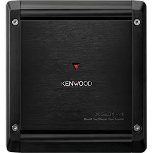 Vier-Kanal Endstufe KENWOOD X3014