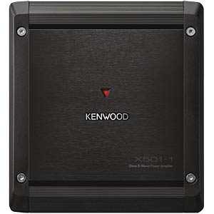 Mono-Endstufe KENWOOD X5011