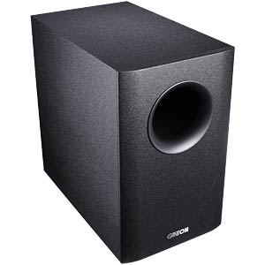 Canton AS 2020 / Subwoofer schwarz CANTON 03724