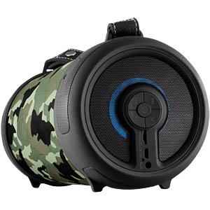 mobiler Bluetooth Lautsprecher mit UKW IMPERIAL 22-9067-00