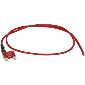 DIN-Mini-Flachsteck-Sicherung 10A BASELINE 58085