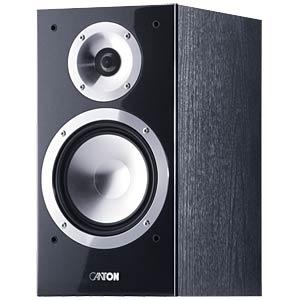 Canton Chrono 502 schwarz (Paar) CANTON 02254