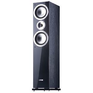 Canton Chrono 507 DC loudspeaker in black CANTON 02260