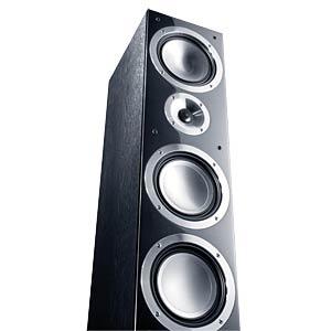 Canton Chrono 509DC Lautsprecher, schwarz CANTON 02263