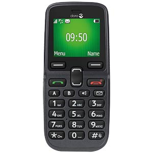 GSM Mobilphone, graphit DORO 380424